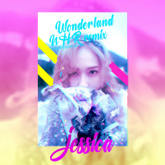 Wonderland NHR Remix (Mini Album) - Jessica