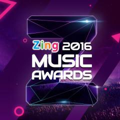 Kết Quả Zing Music Awards 2016
