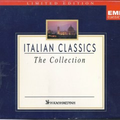 The Collection Italian Classics CD 3 Paganini - Yehudi Menuhin,Royal Philharmonic Orchestra