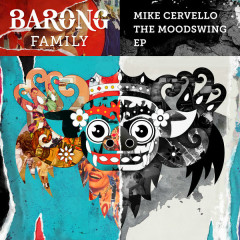 The Moodswing (EP) - Mike Cervello
