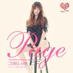 Still I Love - Page