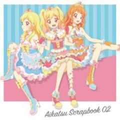 AIKATSU SCRAPBOOK 02 - STAR☆ANIS,AIKATSU☆STARS!