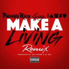 Make a Living (Remix) (Single)