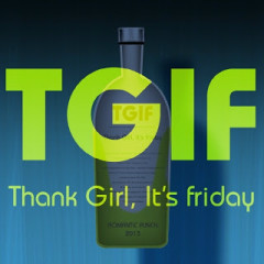 TGIF (Thank Girl, It's Friday!) - Romantic Punch