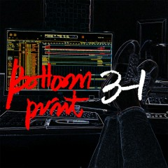 Bottom Print 3-1 (Single)