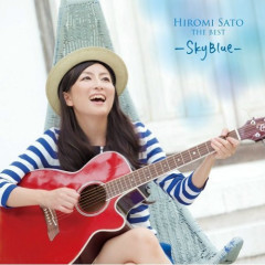 Hiromi Sato The Best ~Sky Blue~ (CD2)