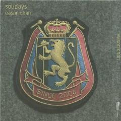Solidays (CD1) - Trần Dịch Tấn