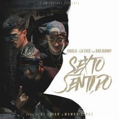 Sexto Sentido (Single) - Gigolo Y La Exce, Bad Bunny