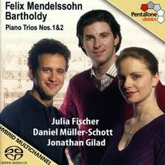 Felix Mendelssohn Bartholdy - Piano Trios Nos. 1 & 2
