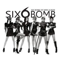 First Mini Album - Six Bomb