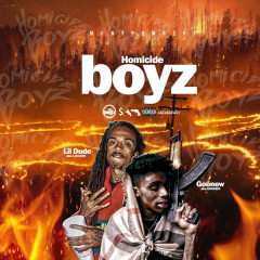 Homicide Boyz (Single) - Lil Dude, Goonew