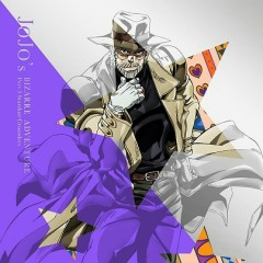 JoJo no Kimyou na Bouken Stardust Crusaders Original Soundtrack [Journey]