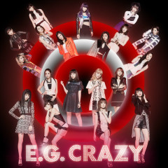 E.G. CRAZY CD2 - E-Girls