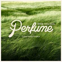 Cube Voice Project 'Perfume' - Yang Yoseob, Cube Girls