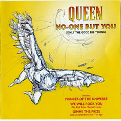 No-One But You (Only The Good Die Young) - CDS - Queen