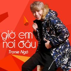 Giờ Em Nơi Đâu (Single) - Tronie Ngô