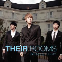 Music Essay: Their Rooms  - JYJ