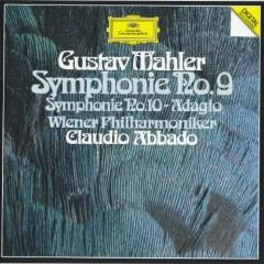 Mahler - 10 Symphonien No. 9 & 10 CD 1 (No. 2) - Claudio Abbado,Berlin Philharmonic Orchestra