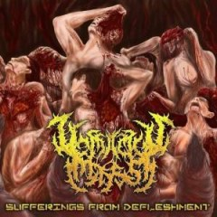 Sufferings From Defleshment - Vomitous Mass