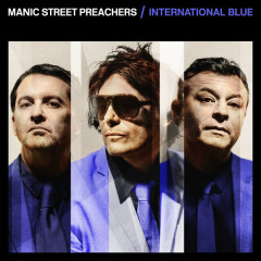 International Blue (Single) - Manic Street Preachers