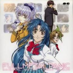 Fullmetal Panic Original Sound Track Album