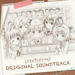 Gochuumon wa Usagi Desu ka? Original Soundtrack CD1 - Kawada Ruka