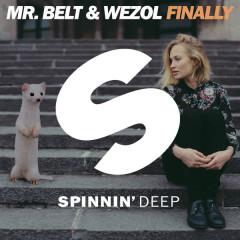Finally (Single) - Mr Belt, Wezol