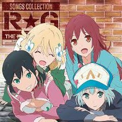 The Rolling Girls Songs Collection - Eiyuu ni Akogarete