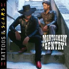 Tattoos & Scars - Montgomery Gentry