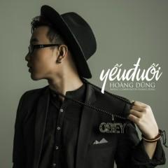 Yếu Đuối (Single) - Nguyễn Hoàng Dũng ((The Voice))