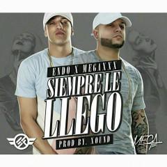 Siempre Le Llego (Single) - Mega XxX