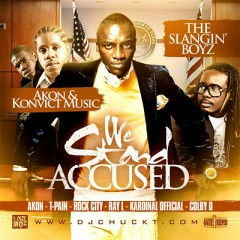 We Stand Accused (CD1)