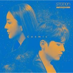 Cosmic (Single) - Ryeo Wook, Bada