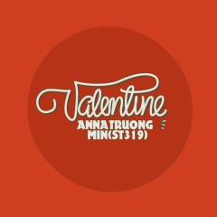 Valentine (Single) - Min,Anna Trương