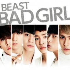 BAD GIRL (初回限定盤 A)  - BEAST