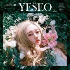 Bud (Single) - Yeseo