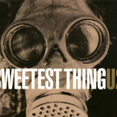 Sweetest Thing (CD Single Brown) - U2