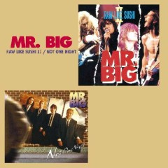 Raw Like Sushi II Not One Night - Mr. Big