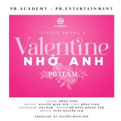 Valentine Nhớ Anh (Single)