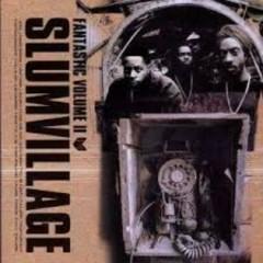 Fantastic Vol. 2 (Instrumentals) (CD1) - Slum Village