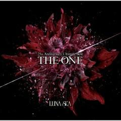 LUNA SEA 25th Anniversary Ultimate Best THE ONE CD1 - LUNA SEA