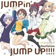 JUMPin' JUMP UP!!!! - fourfolium