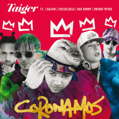 Coronamos (Single) - Taiger, J Balvin, Cosculluela, Bad Bunny, Bryant Myers
