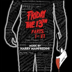 Friday The 13th I-VI OST (CD6) - Harry Manfredini