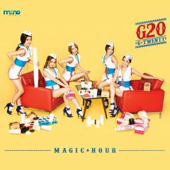 Magic Hour (Korean Ver.)  - G20 Seoul Summit