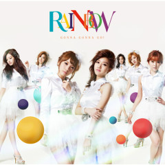 Gonna Gonna Go - Rainbow ((K-Pop))
