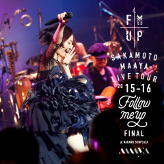 LIVE TOUR 2015-2016 'Follow Me Up' Final at Nakano Sunplaza CD2