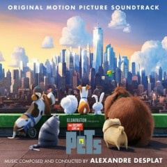 The Secret Life Of Pets OST - Alexandre Desplat
