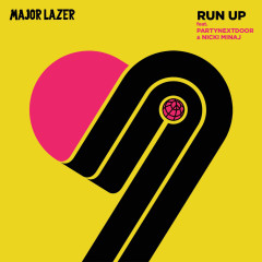 Run Up (Single) - Major Lazer, PARTYNEXTDOOR, Nicki Minaj
