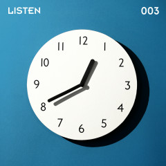 Listen 003 Weekend (Single) - PERC%NT